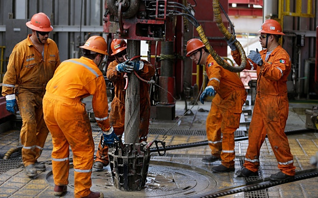 Pemex Discovers Six New Oil Fields in the Gulf of Mexico