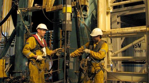 SapuraKencana Offshore Drilling Crew