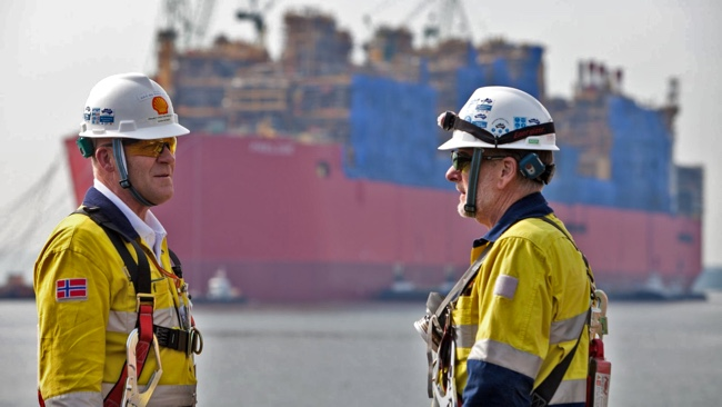 Shell Prelude FLNG Strikes Deal with Emerson