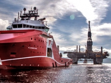 North Sea Njord A Work Awarded to Kvaerner