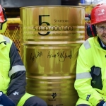 Statfjord Breaks Oil Production Record With 5 Billion Barrels