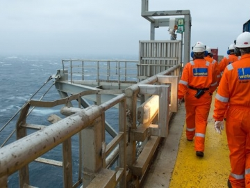 Wintershall Strikes Oil; North Sea Rig Out of Work