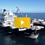 Allseas' Pioneering Spirit Decommissioning Vessel