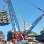 PHOTOS: Record-Breaking Crane Operates in Brazil