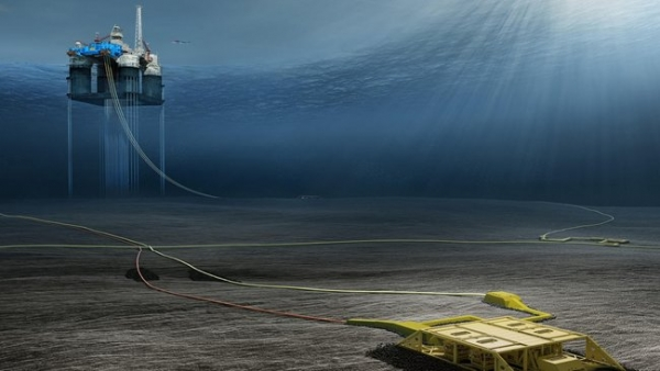 Norwegian Sea Field Nears Development