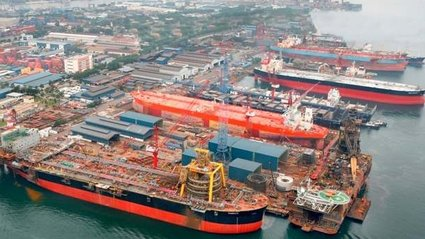 Keppel Offshore & Marine Cuts Over 3,000 Jobs