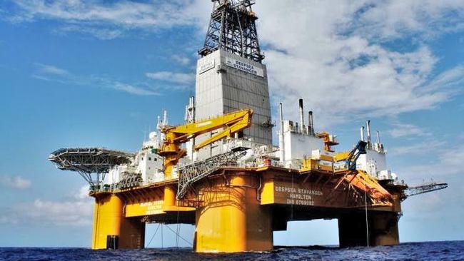 Odfjell Drilling Deepsea Stavanger Rig