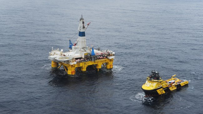 Russia and Norway Join Forces in the Barents Sea
