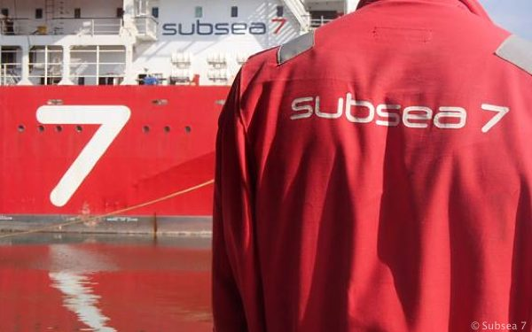 Subsea 7 Scores EPCI Deal Offshore Egypt