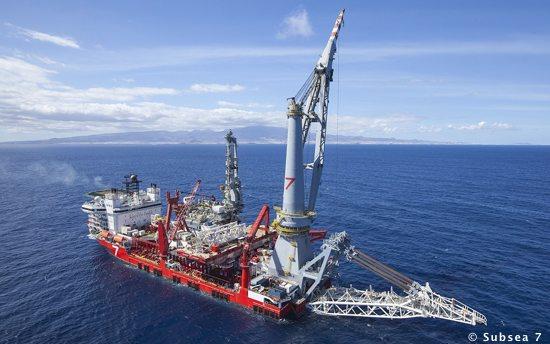 Subsea 7 Scores EPCI Deal Offshore Egypt