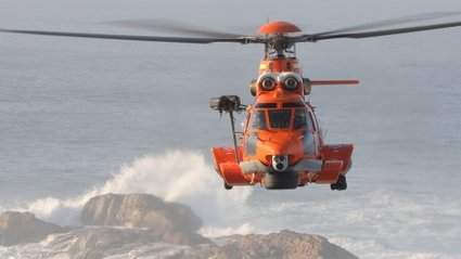 Helicopter Ban Maintained in UK, Norway