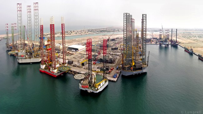 New Jack-Up Rig Delivered in the Middle East