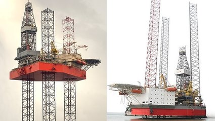 Hess Grabs Jack-Up Rig for Malaysia Ops